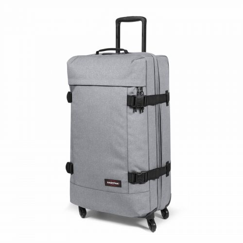 Trans4 L Sunday Grey Large Suitcases by Eastpak - view 6