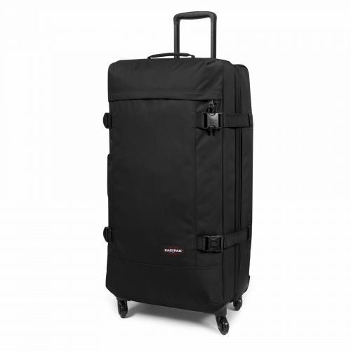 Trans4 XL Black Large Suitcases by Eastpak - view 6