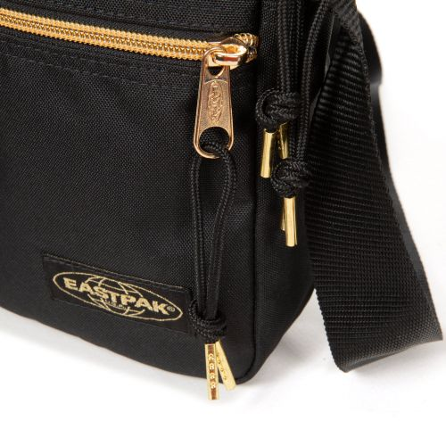 The One Goldout Black-Gold Under £70 by Eastpak - view 7