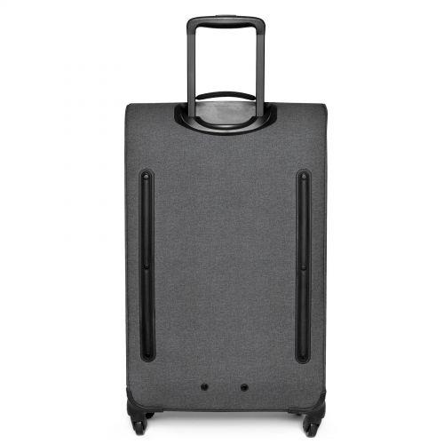Traf'ik 4 L Black Denim Large Suitcases by Eastpak - view 7