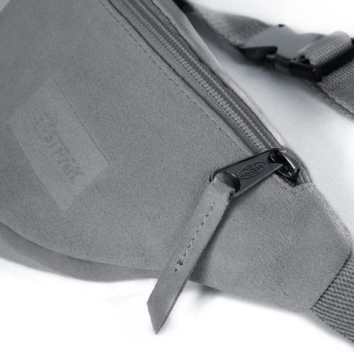 Springer Suede Grey Leather by Eastpak - view 7