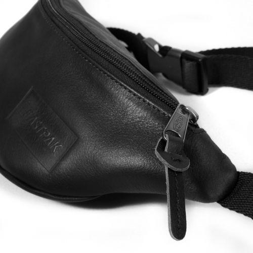 Springer Black Ink Leather Under £70 by Eastpak - view 7