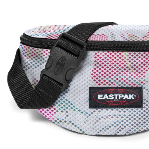 Springer Mesh White Hibiscus New by Eastpak - view 7