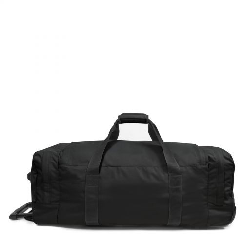 Leatherface L Black Large Suitcases by Eastpak - view 7