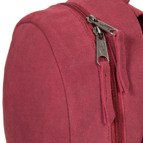 Lucia S Suede Merlot Leather by Eastpak - view 7