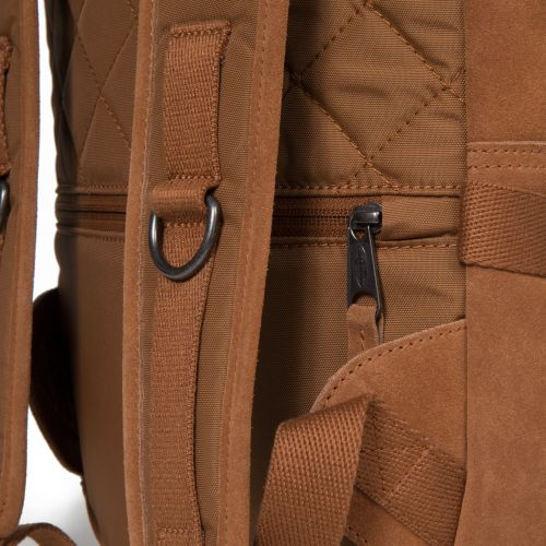 Floid Suede Rust Leather by Eastpak - view 7
