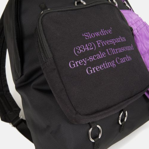 Raf Simons Padded Doubl'r Purple Quote Special editions by Eastpak - view 7
