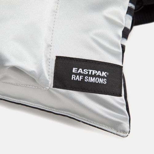 Raf Simons Poster Backpack Satin Couple White Special editions by Eastpak - view 7