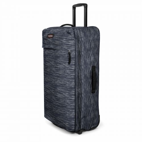 Traf'ik Light L Knit Grey Large Suitcases by Eastpak - view 7