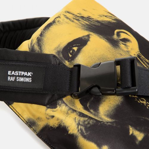 Raf Simons Poster Waistbag Satin Punk Yellow View all by Eastpak - view 7