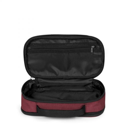 Flat Oval L Crafty Wine Oval by Eastpak - view 7