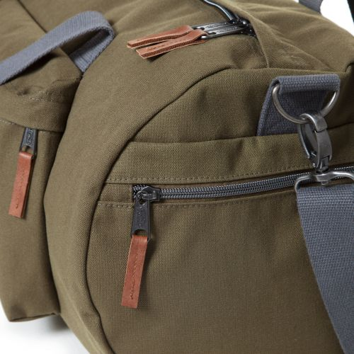 Calum Opgrade Green Duffles & Holdalls by Eastpak - view 7