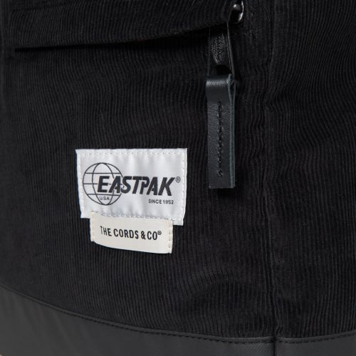 Macnee Cordsduroy Black Special editions by Eastpak - view 7