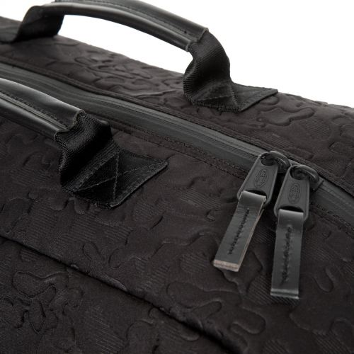 Stand + Etched Black Weekend & Overnight bags by Eastpak - view 7