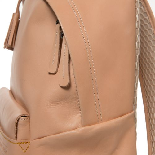 Padded Pak'r Natural Leather Leather by Eastpak - view 7