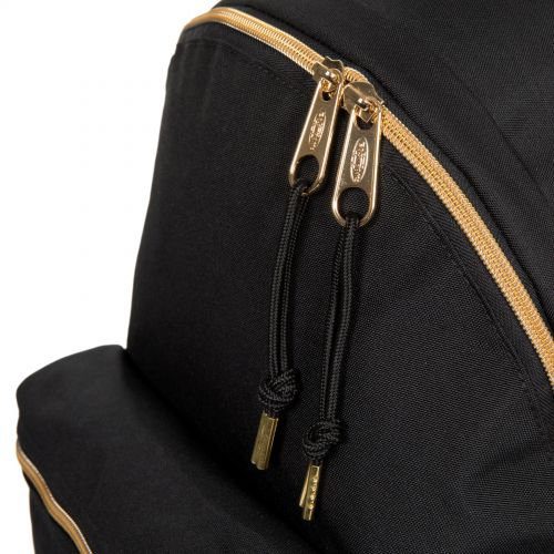 Padded Pak'r® Goldout Black-Gold Under £70 by Eastpak - view 7