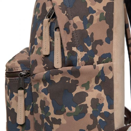 Padded Pak'r Camo Suede Leather by Eastpak - view 7