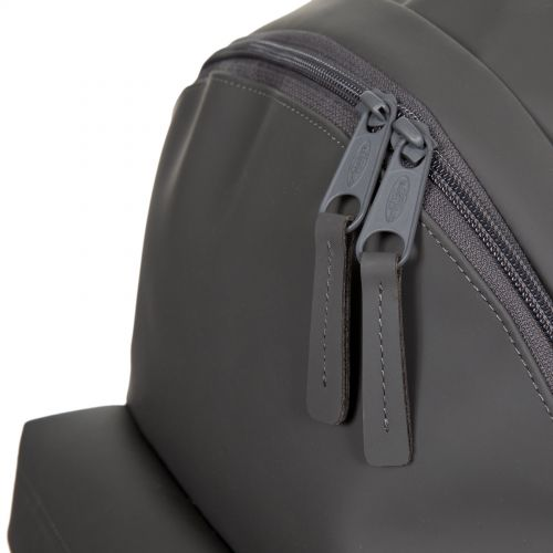 Padded Pak'r® Ath-leather Grey Leather by Eastpak - view 7