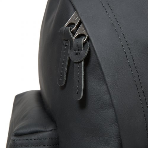 Padded Pak'r® Black Ink Leather Leather by Eastpak - view 7