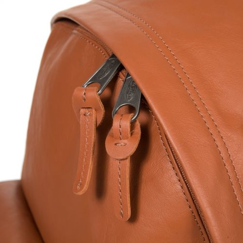 Padded Pak'r® Brandy Leather Leather by Eastpak - view 7