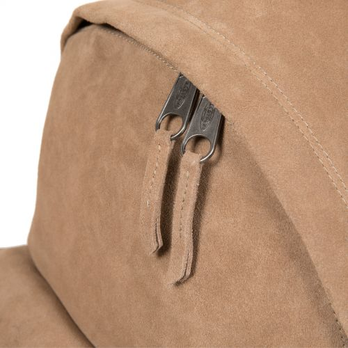 Padded Pak'r® Suede Brownie Leather by Eastpak - view 7