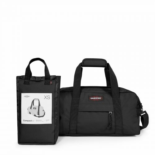 Compact + Black Weekend & Overnight bags by Eastpak - view 7