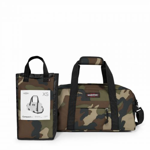 Compact + Camo Weekend & Overnight bags by Eastpak - view 7