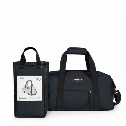 Compact + Cloud Navy Weekend & Overnight bags by Eastpak - view 7
