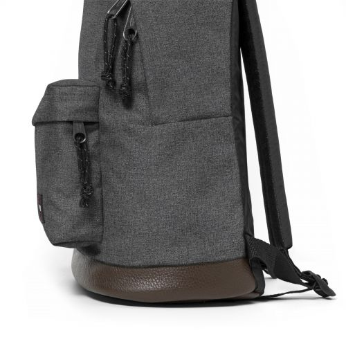 Wyoming Black Denim Basic by Eastpak - view 7