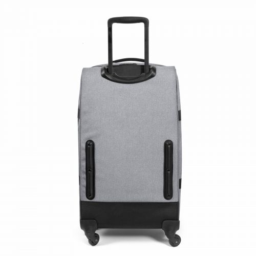 Trans4 M Sunday Grey Large Suitcases by Eastpak - view 7