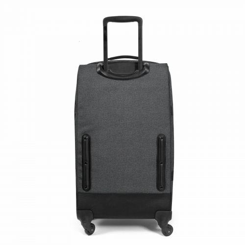 Trans4 M Black Denim Large Suitcases by Eastpak - view 7