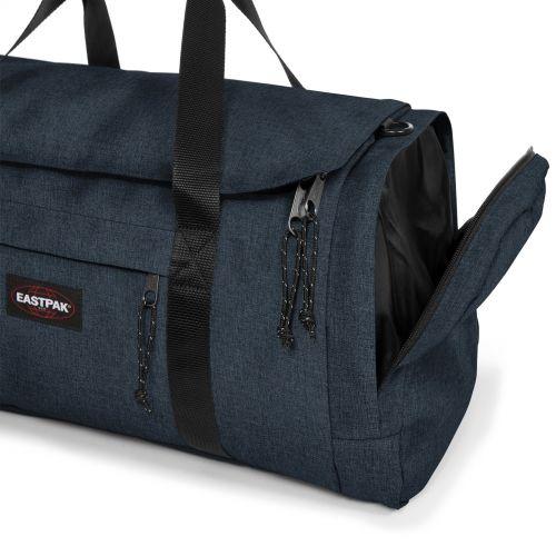 Reader M + Triple Denim Weekend & Overnight bags by Eastpak - view 7