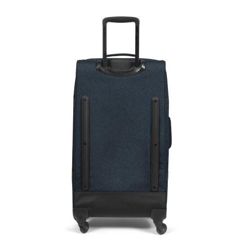 Trans4 L Triple Denim Large Suitcases by Eastpak - view 7
