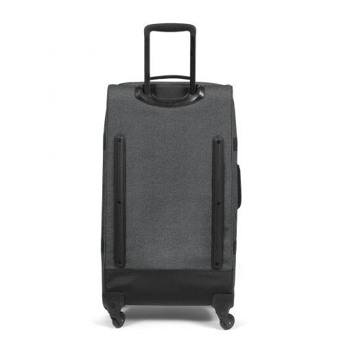 Trans4 L Black Denim Large Suitcases by Eastpak - view 7
