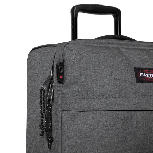 Traf'ik 4 L Black Denim Large Suitcases by Eastpak - view 8
