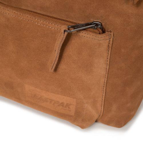 Orbit Sleek'r Suede Rust Leather by Eastpak - view 8