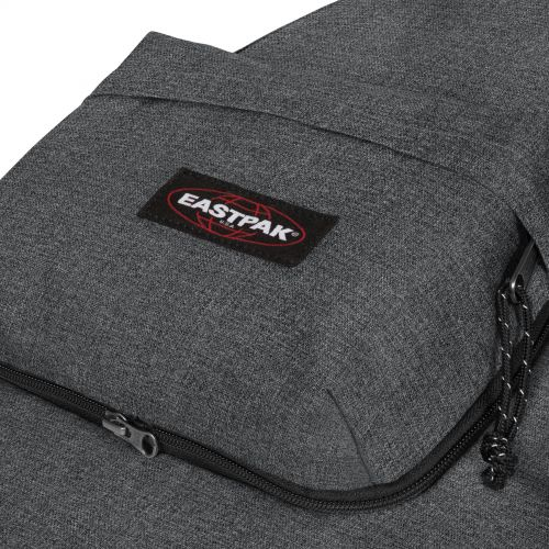 Padded Travell'r Black Denim Travel by Eastpak - view 8