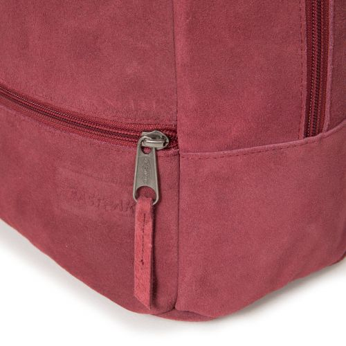 Lucia M Suede Merlot Leather by Eastpak - view 8
