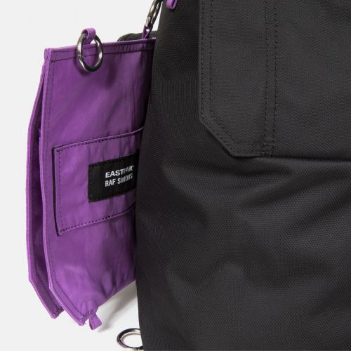 Raf Simons Padded Doubl'r Purple Quote Special editions by Eastpak - view 8
