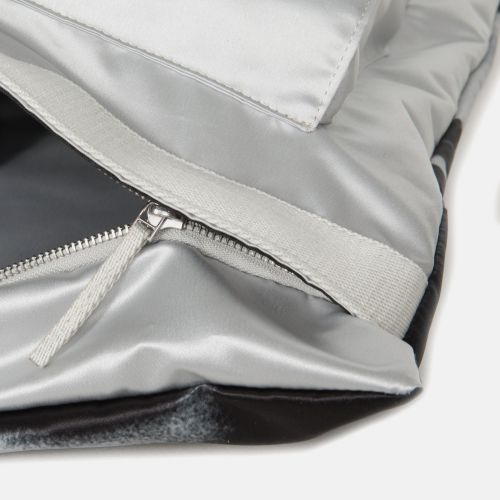 Raf Simons Poster Tote Satin Boy Silver Special editions by Eastpak - view 8