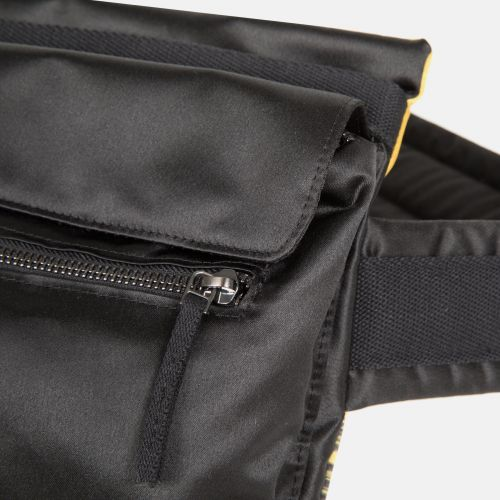 Raf Simons Poster Waistbag Satin Punk Yellow View all by Eastpak - view 8