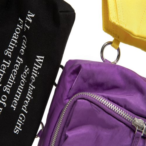 Raf Simons Pocketbag Loop Quote Special editions by Eastpak - view 8