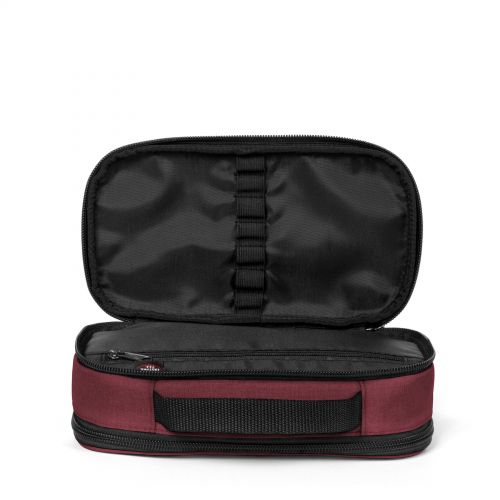 Flat Oval L Crafty Wine Oval by Eastpak - view 8