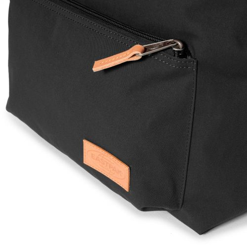 Padded Sleek'r Super Black Around Town by Eastpak - view 8