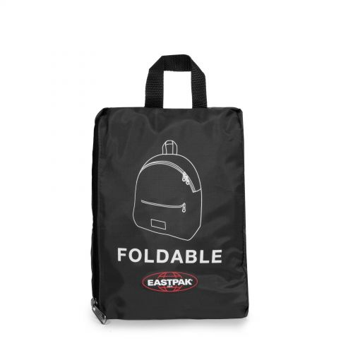 Padded Instant Foldable Black Travel by Eastpak - view 8