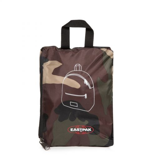 Padded Instant Foldable Camo Travel by Eastpak - view 8