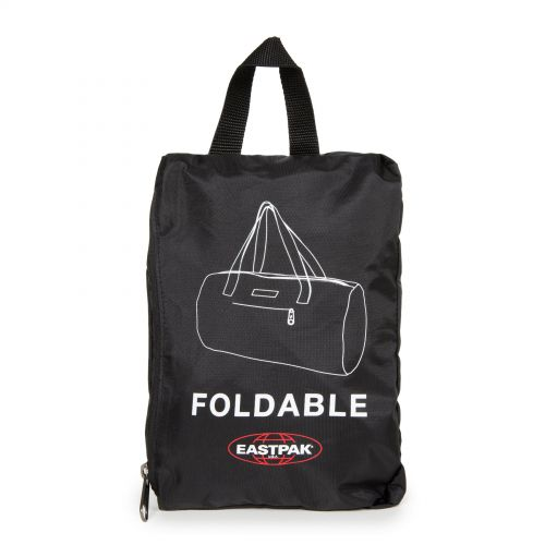 Renana Instant Foldable Black Duffles & Holdalls by Eastpak - view 8