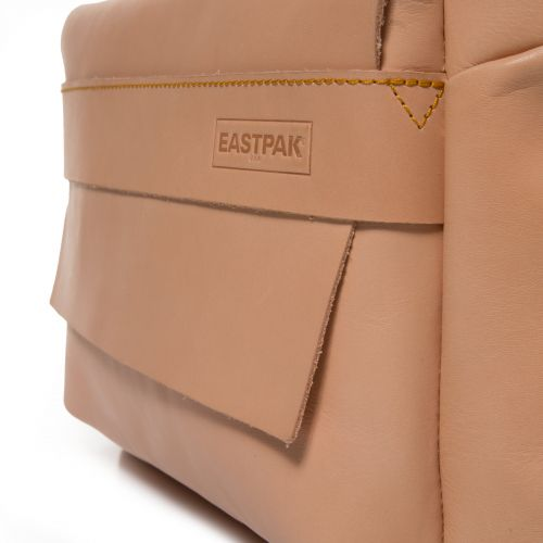 Padded Pak'r Natural Leather Leather by Eastpak - view 8