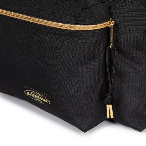 Padded Pak'r® Goldout Black-Gold Under £70 by Eastpak - view 8