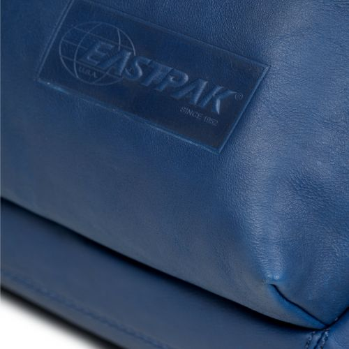 Padded Pak'r® Blue Leather Leather by Eastpak - view 8